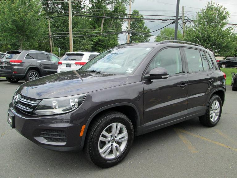 Used 2016 Volkswagen Tiguan S for sale Sold at Victory Lotus in Princeton NJ 08540 4