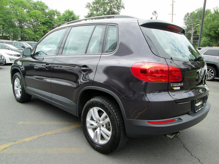 Used 2016 Volkswagen Tiguan S for sale Sold at Victory Lotus in Princeton NJ 08540 5