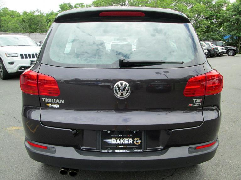 Used 2016 Volkswagen Tiguan S for sale Sold at Victory Lotus in Princeton NJ 08540 6