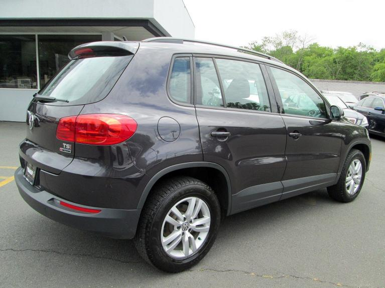 Used 2016 Volkswagen Tiguan S for sale Sold at Victory Lotus in Princeton NJ 08540 7