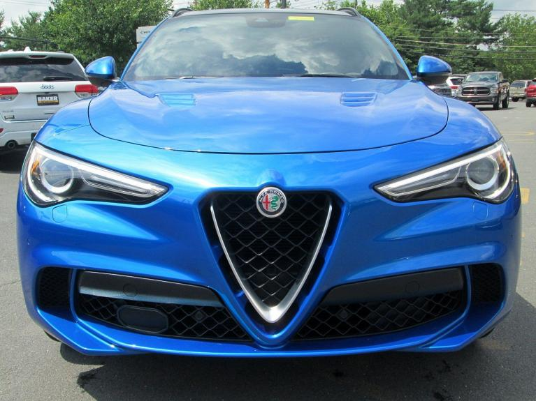 Used 2018 Alfa Romeo Stelvio Quadrifoglio for sale Sold at Victory Lotus in Princeton NJ 08540 3