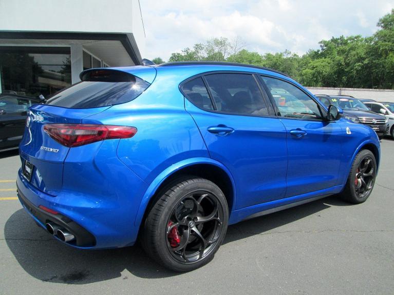Used 2018 Alfa Romeo Stelvio Quadrifoglio for sale Sold at Victory Lotus in Princeton NJ 08540 7