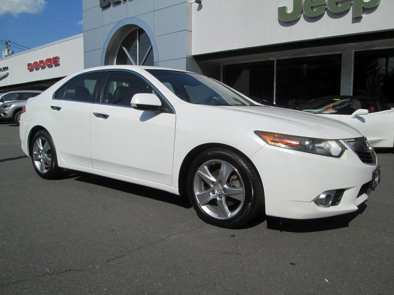 Used 2012 Acura TSX Tech Pkg for sale Sold at Victory Lotus in Princeton NJ 08540 2