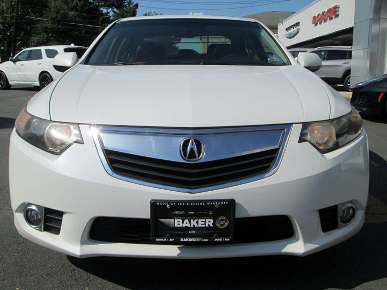 Used 2012 Acura TSX Tech Pkg for sale Sold at Victory Lotus in Princeton NJ 08540 3