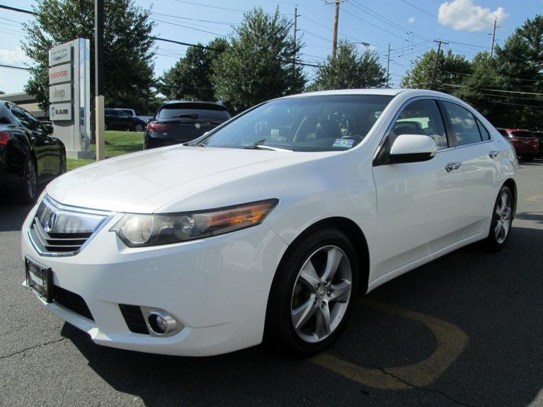 Used 2012 Acura TSX Tech Pkg for sale Sold at Victory Lotus in Princeton NJ 08540 4