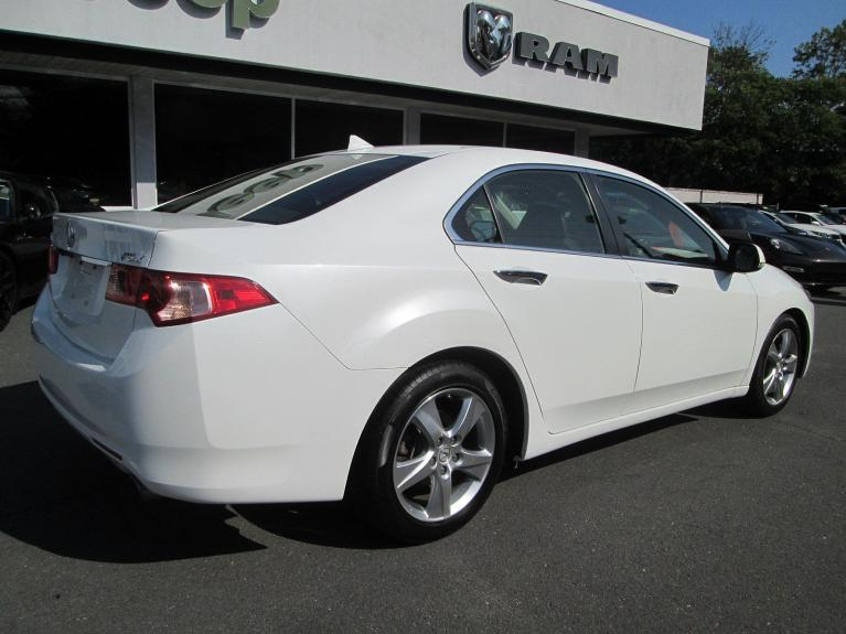 Used 2012 Acura TSX Tech Pkg for sale Sold at Victory Lotus in Princeton NJ 08540 7