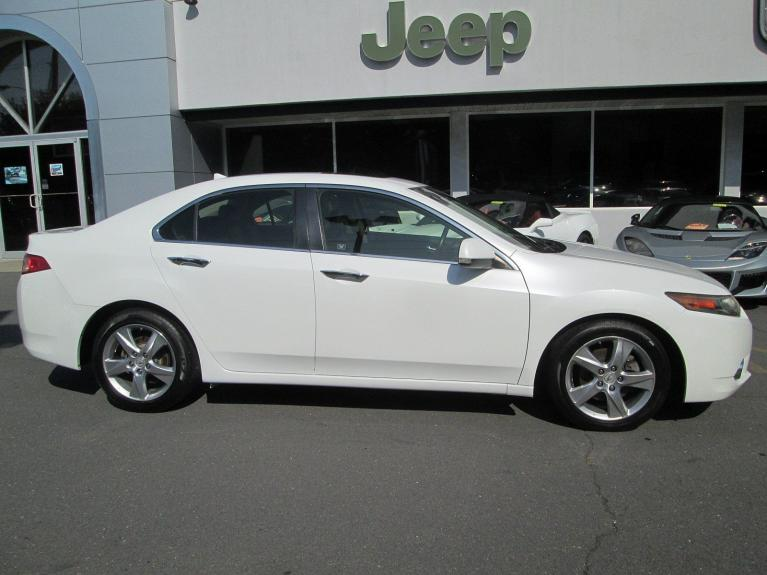 Used 2012 Acura TSX Tech Pkg for sale Sold at Victory Lotus in Princeton NJ 08540 8
