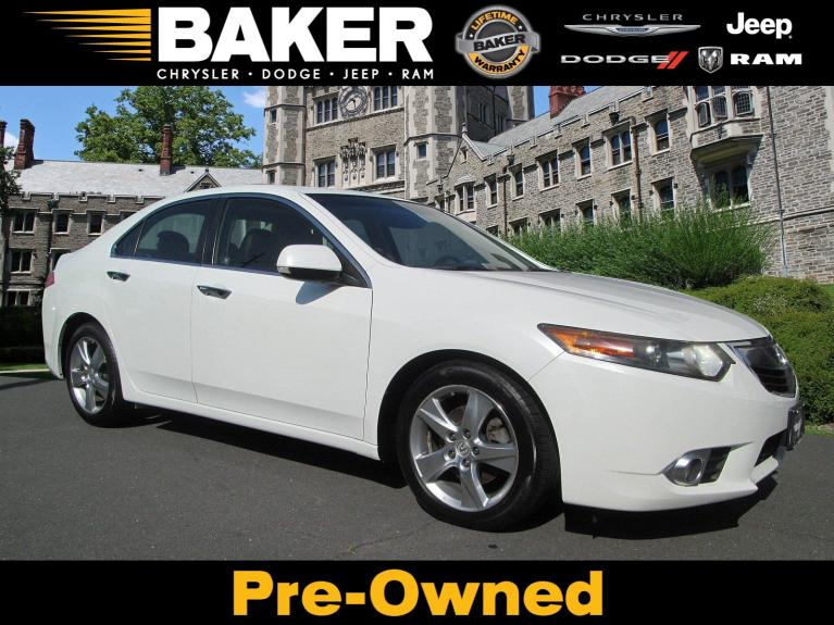 Used 2012 Acura TSX Tech Pkg for sale Sold at Victory Lotus in Princeton NJ 08540 1