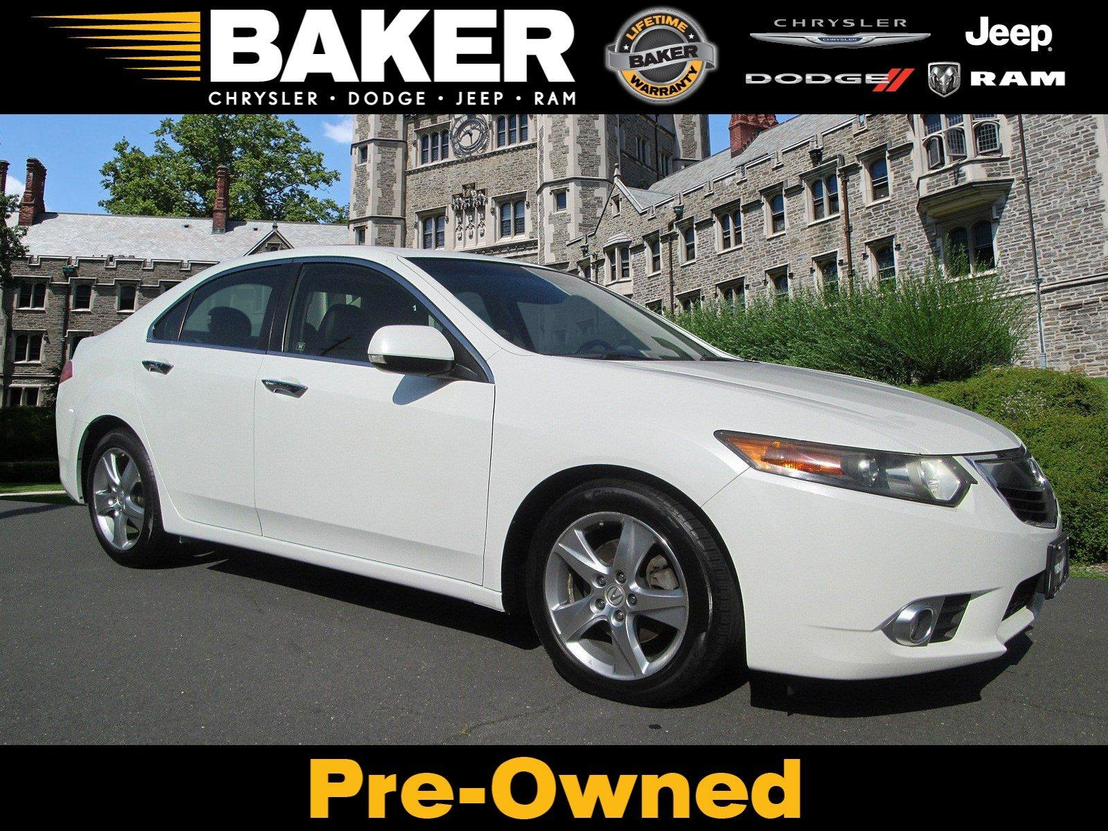 Used 2012 Acura Tsx Tech Pkg For Sale 10 495 Victory Lotus Stock 029876