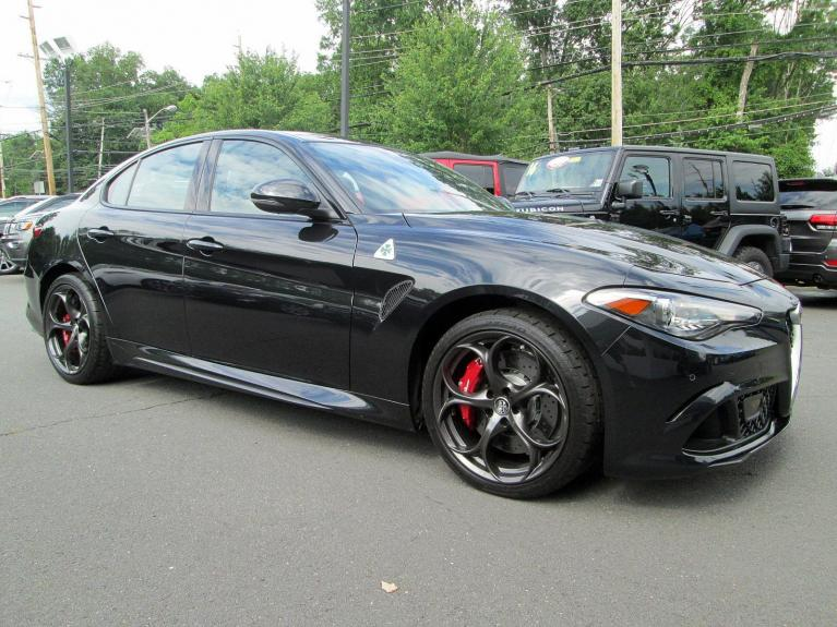 Used 2018 Alfa Romeo Giulia Quadrifoglio for sale $57,995 at Victory Lotus in Princeton NJ 08540 2