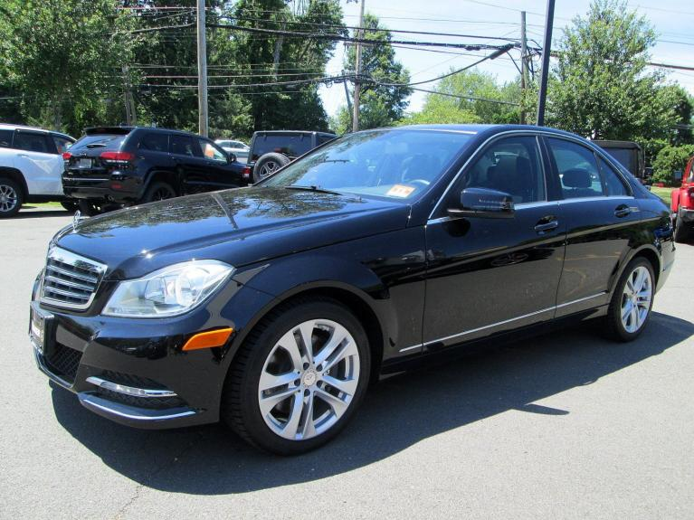 Used 2013 Mercedes-Benz C-Class C 300 Luxury for sale Sold at Victory Lotus in Princeton NJ 08540 4