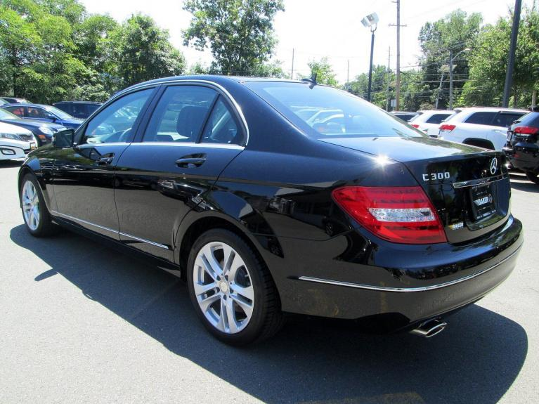 Used 2013 Mercedes-Benz C-Class C 300 Luxury for sale Sold at Victory Lotus in Princeton NJ 08540 5