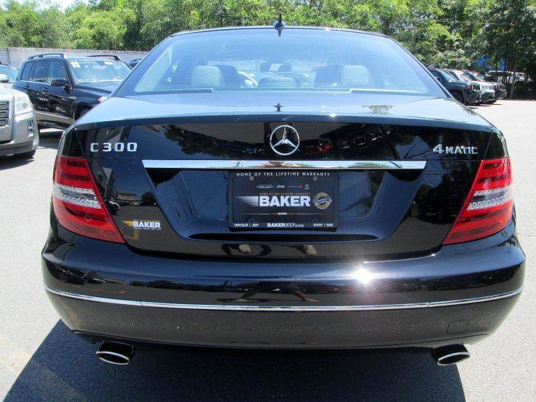 Used 2013 Mercedes-Benz C-Class C 300 Luxury for sale Sold at Victory Lotus in Princeton NJ 08540 6