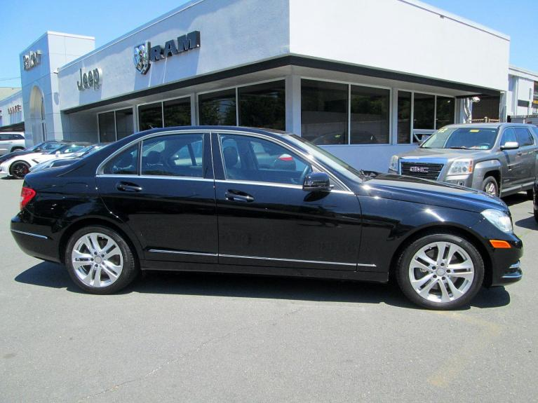 Used 2013 Mercedes-Benz C-Class C 300 Luxury for sale Sold at Victory Lotus in Princeton NJ 08540 8