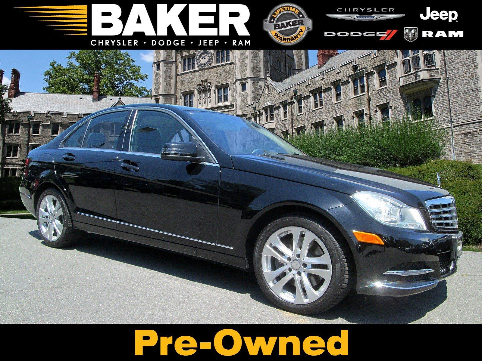 Used 2013 Mercedes-Benz C-Class C 300 Luxury for sale Sold at Victory Lotus in Princeton NJ 08540 1