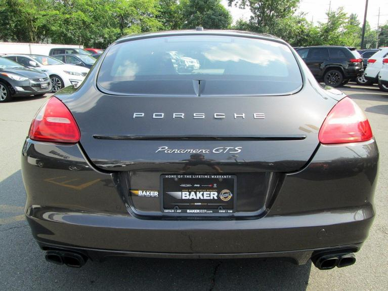 Used 2013 Porsche Panamera GTS for sale Sold at Victory Lotus in Princeton NJ 08540 6