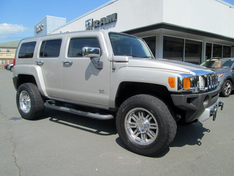 Used 2008 HUMMER H3 SUV Luxury for sale Sold at Victory Lotus in Princeton NJ 08540 2