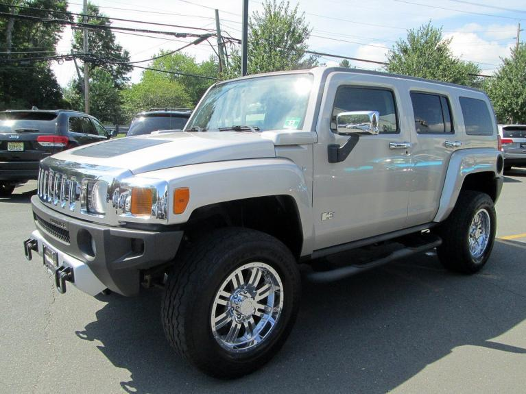 Used 2008 HUMMER H3 SUV Luxury for sale Sold at Victory Lotus in Princeton NJ 08540 4