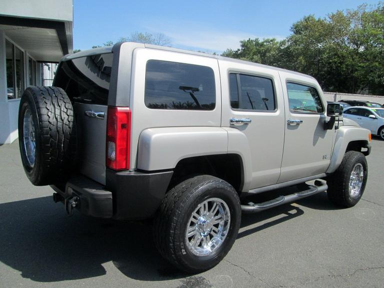 Used 2008 HUMMER H3 SUV Luxury for sale Sold at Victory Lotus in Princeton NJ 08540 7