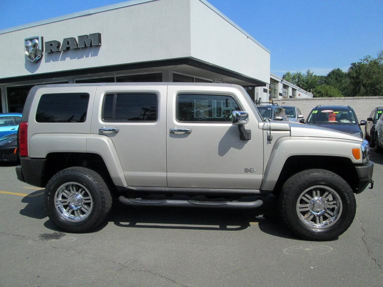Used 2008 HUMMER H3 SUV Luxury for sale Sold at Victory Lotus in Princeton NJ 08540 8