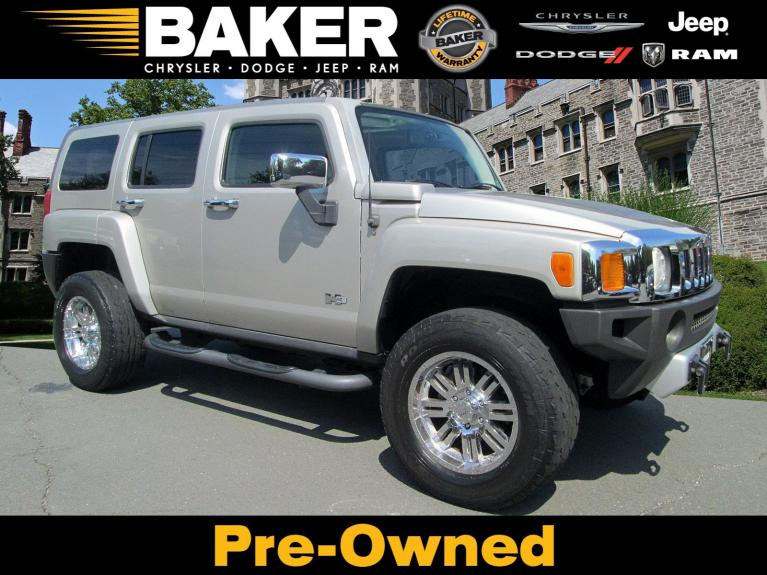 Used 2008 HUMMER H3 SUV Luxury for sale Sold at Victory Lotus in Princeton NJ 08540 1