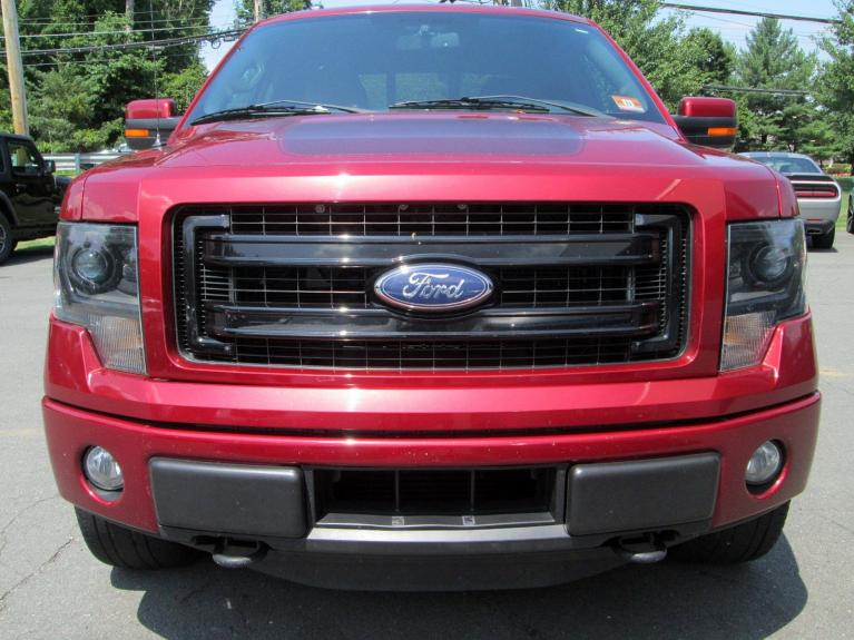Used 2013 Ford F-150 FX4 for sale Sold at Victory Lotus in Princeton NJ 08540 3