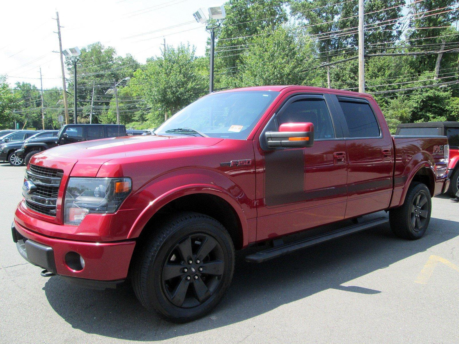 Ford Fx4 For Sale >> Used 2013 Ford F 150 Fx4 For Sale 22 495 Victory Lotus