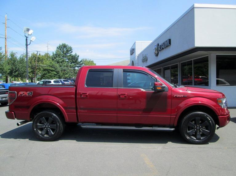Used 2013 Ford F-150 FX4 for sale Sold at Victory Lotus in Princeton NJ 08540 8
