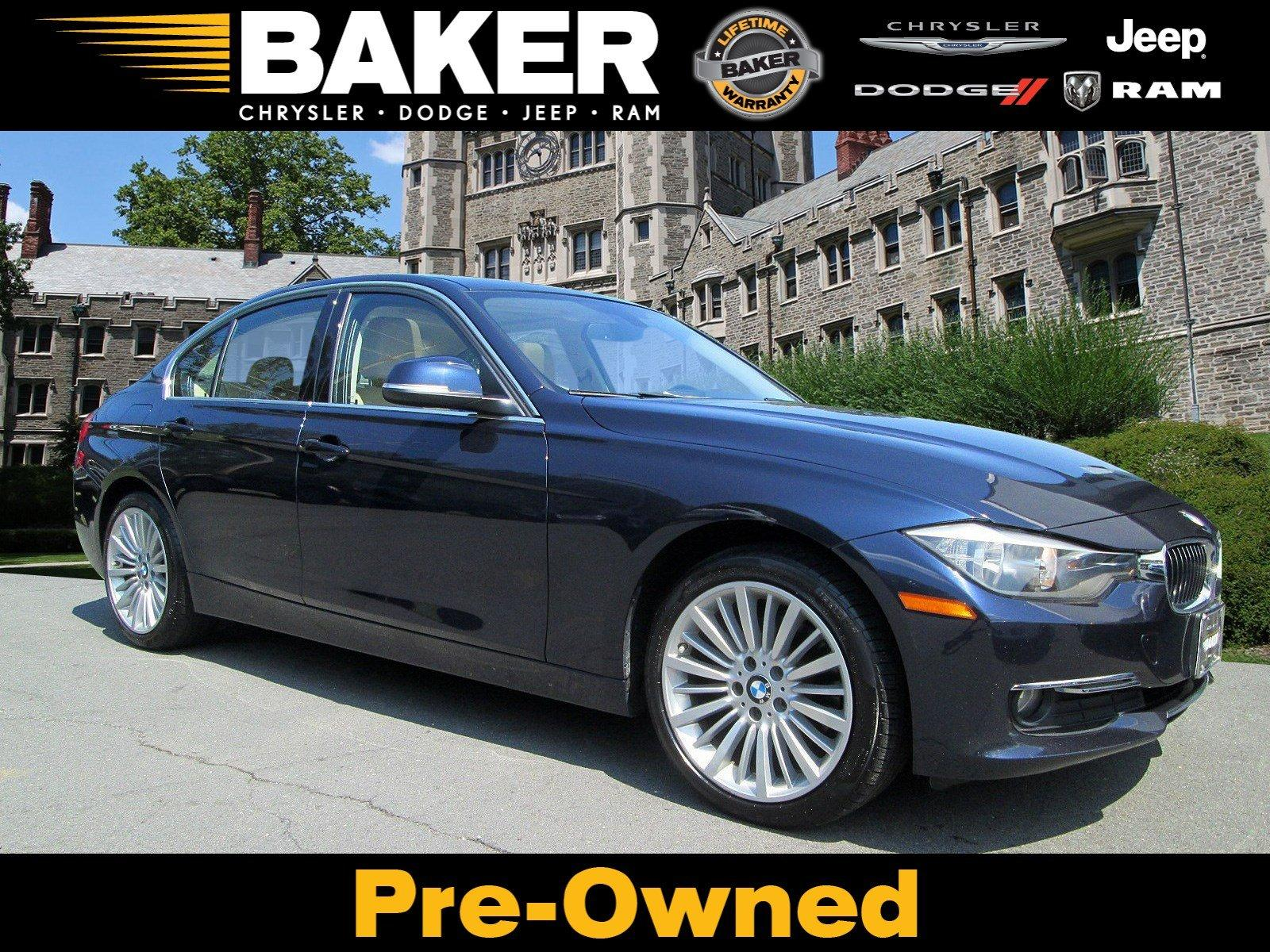 Used 2014 BMW 3 Series 328d xDrive for sale Sold at Victory Lotus in Princeton NJ 08540 1