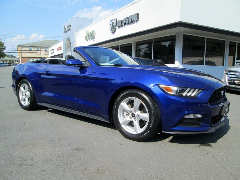 Used 2016 Ford Mustang V6 For Sale ($19,495) | Victory ...