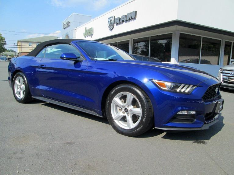 Used 2016 Ford Mustang V6 for sale Sold at Victory Lotus in Princeton NJ 08540 3