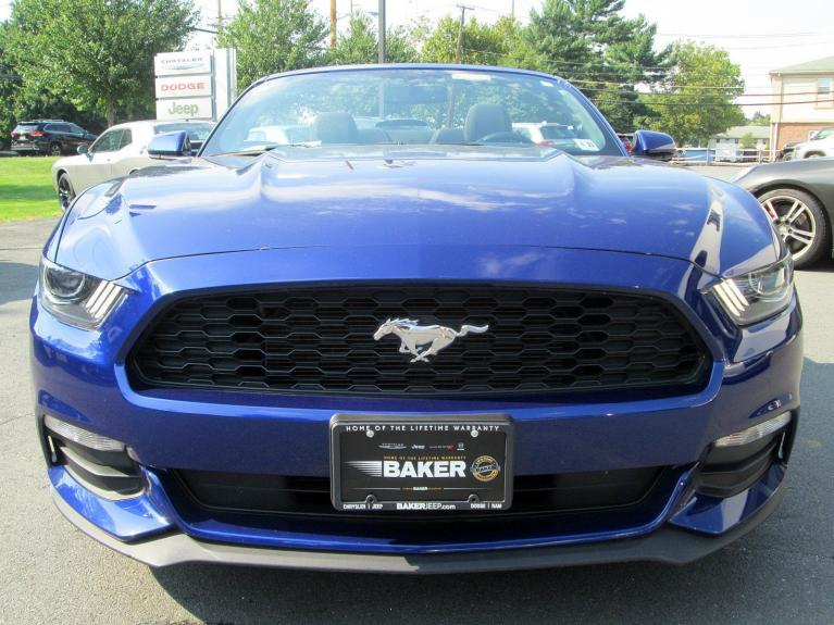 Used 2016 Ford Mustang V6 for sale Sold at Victory Lotus in Princeton NJ 08540 4