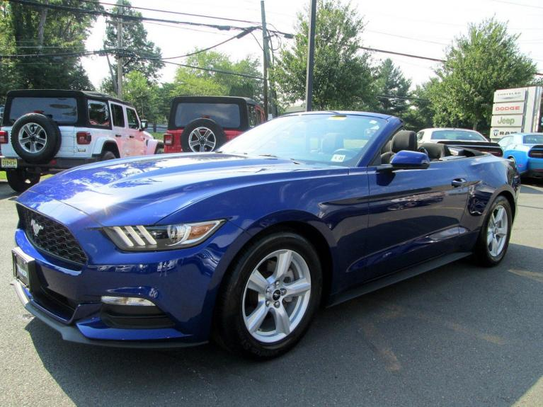 Used 2016 Ford Mustang V6 for sale Sold at Victory Lotus in Princeton NJ 08540 5