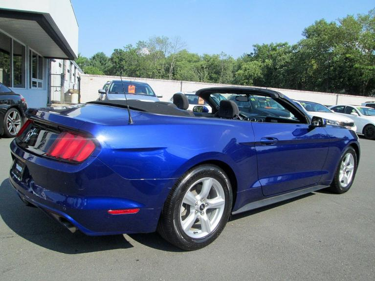 Used 2016 Ford Mustang V6 for sale Sold at Victory Lotus in Princeton NJ 08540 8
