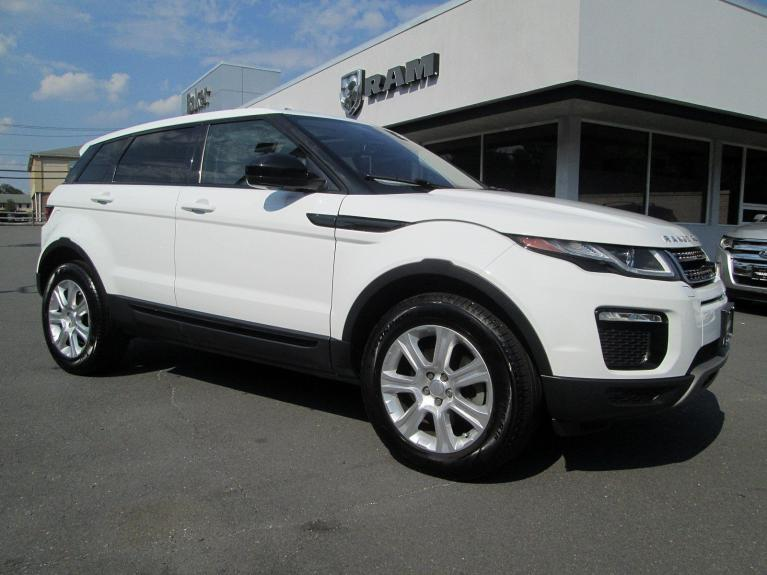Used 2016 Land Rover Range Rover Evoque SE Premium for sale Sold at Victory Lotus in Princeton NJ 08540 2