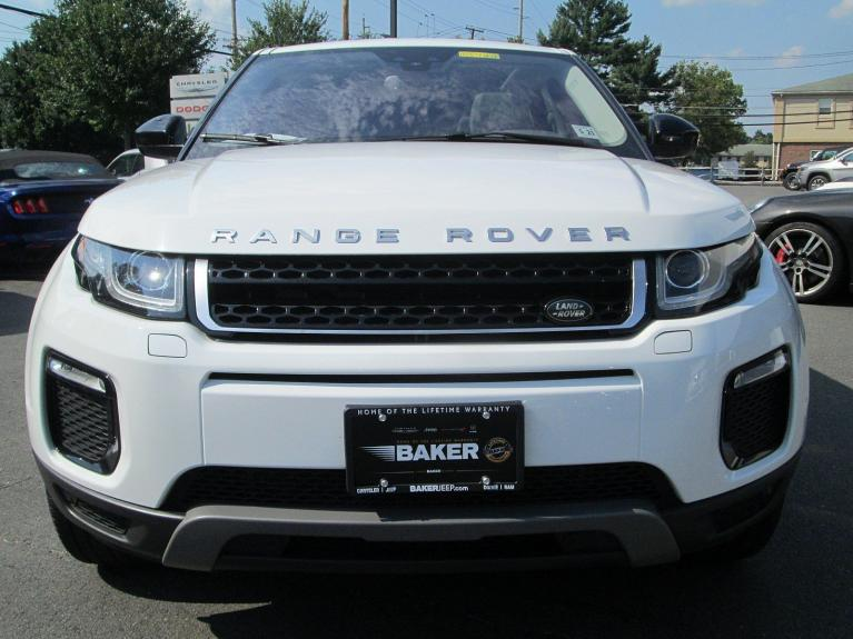 Used 2016 Land Rover Range Rover Evoque SE Premium for sale Sold at Victory Lotus in Princeton NJ 08540 3