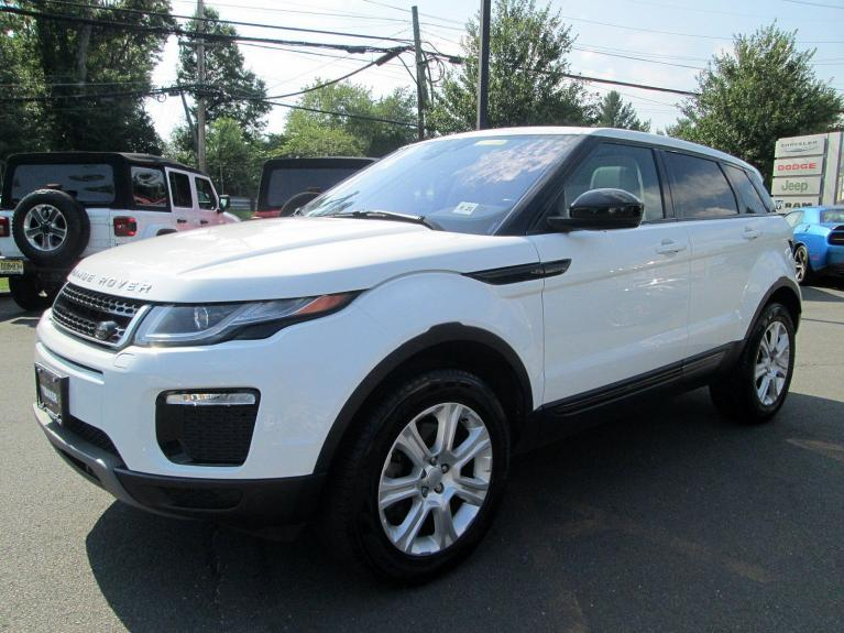Used 2016 Land Rover Range Rover Evoque SE Premium for sale Sold at Victory Lotus in Princeton NJ 08540 4