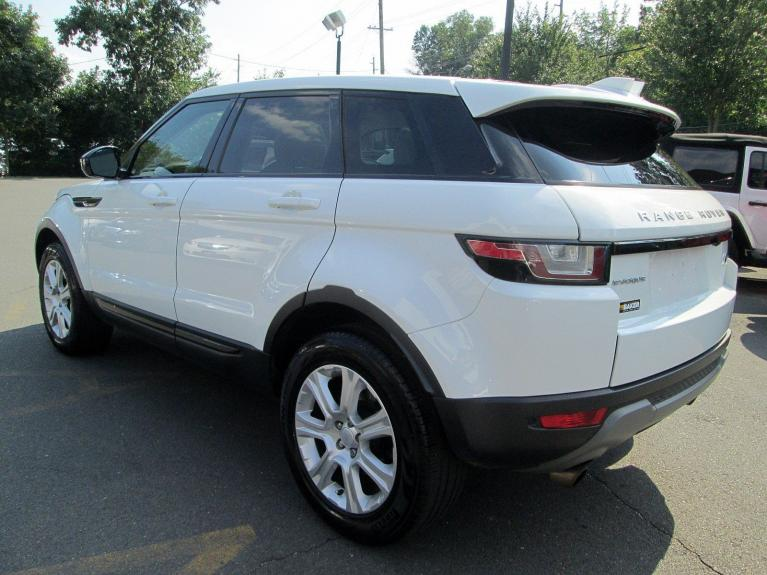 Used 2016 Land Rover Range Rover Evoque SE Premium for sale Sold at Victory Lotus in Princeton NJ 08540 5