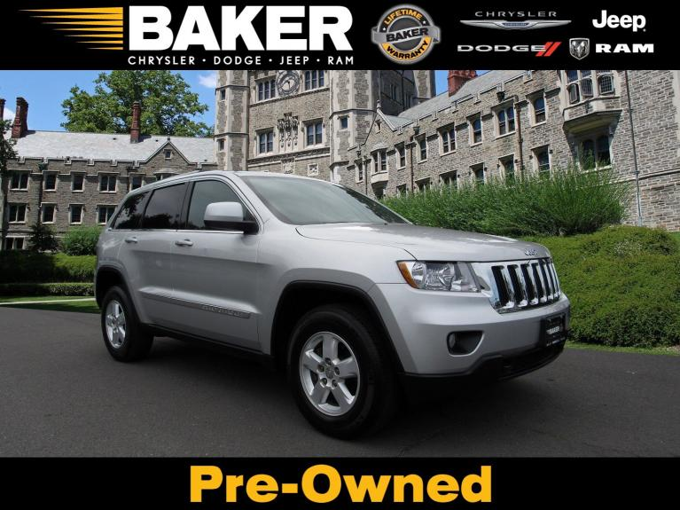 Used 2012 Jeep Grand Cherokee Laredo for sale Sold at Victory Lotus in Princeton NJ 08540 1