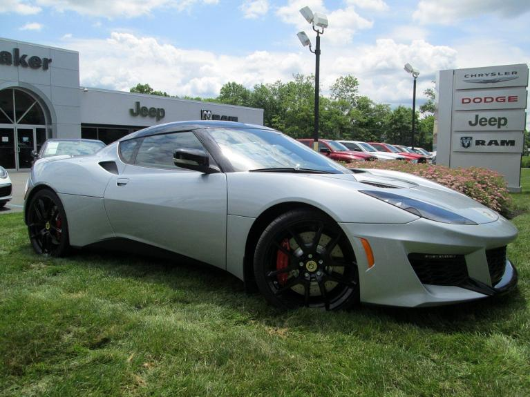 Used 2017 Lotus Evora 400 for sale Sold at Victory Lotus in Princeton NJ 08540 2