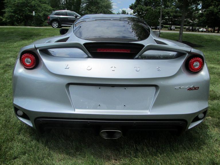 Used 2017 Lotus Evora 400 for sale Sold at Victory Lotus in Princeton NJ 08540 6