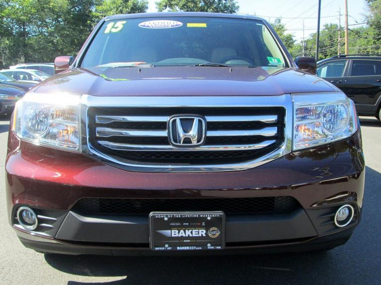 Used 2015 Honda Pilot EX-L for sale Sold at Victory Lotus in Princeton NJ 08540 2