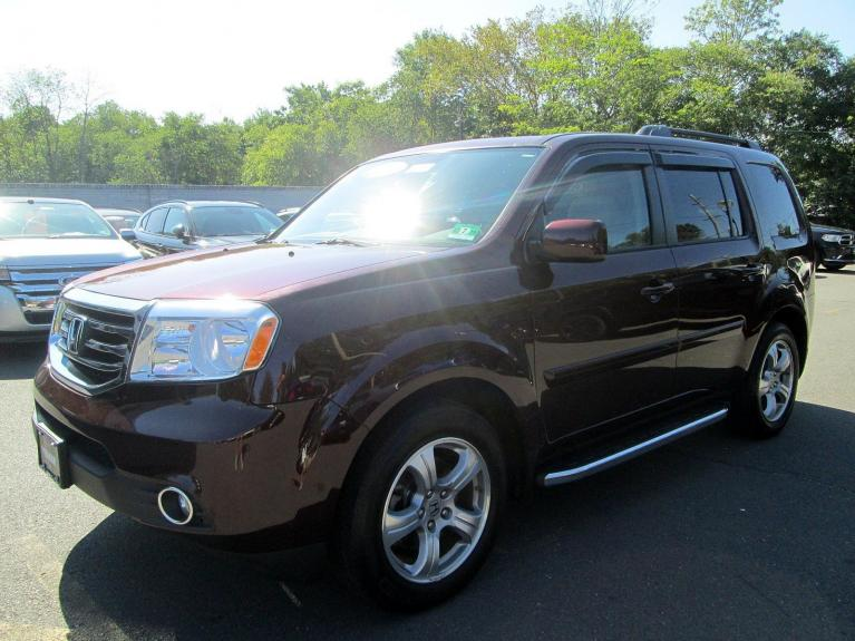 Used 2015 Honda Pilot EX-L for sale Sold at Victory Lotus in Princeton NJ 08540 3