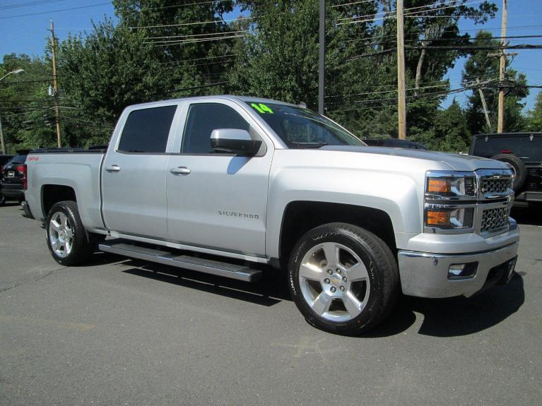 Used 2014 Chevrolet Silverado 1500 LT for sale Sold at Victory Lotus in Princeton NJ 08540 2