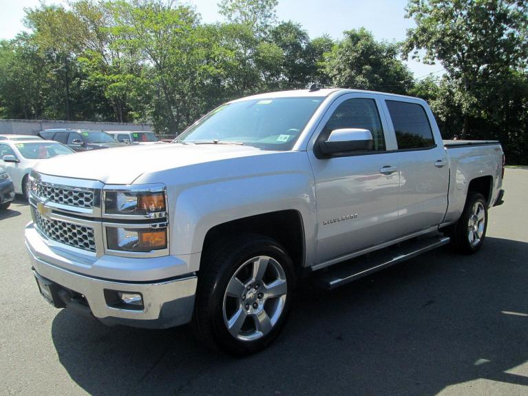 Used 2014 Chevrolet Silverado 1500 LT for sale Sold at Victory Lotus in Princeton NJ 08540 4