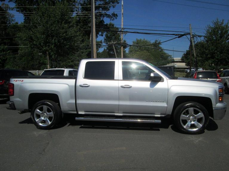 Used 2014 Chevrolet Silverado 1500 LT for sale Sold at Victory Lotus in Princeton NJ 08540 8