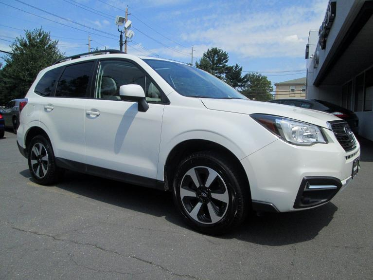 Used 2017 Subaru Forester Premium for sale Sold at Victory Lotus in Princeton NJ 08540 2