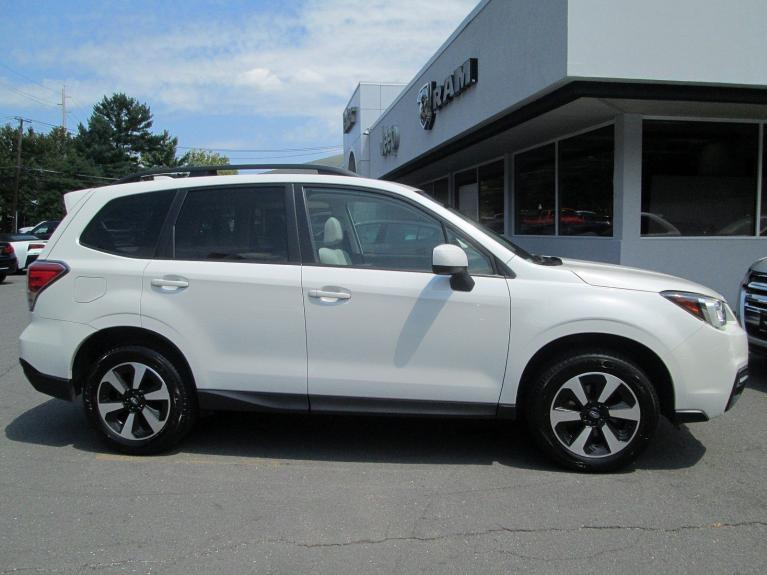 Used 2017 Subaru Forester Premium for sale Sold at Victory Lotus in Princeton NJ 08540 8
