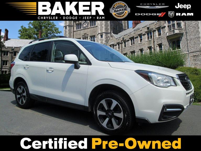 Used 2017 Subaru Forester Premium for sale Sold at Victory Lotus in Princeton NJ 08540 1