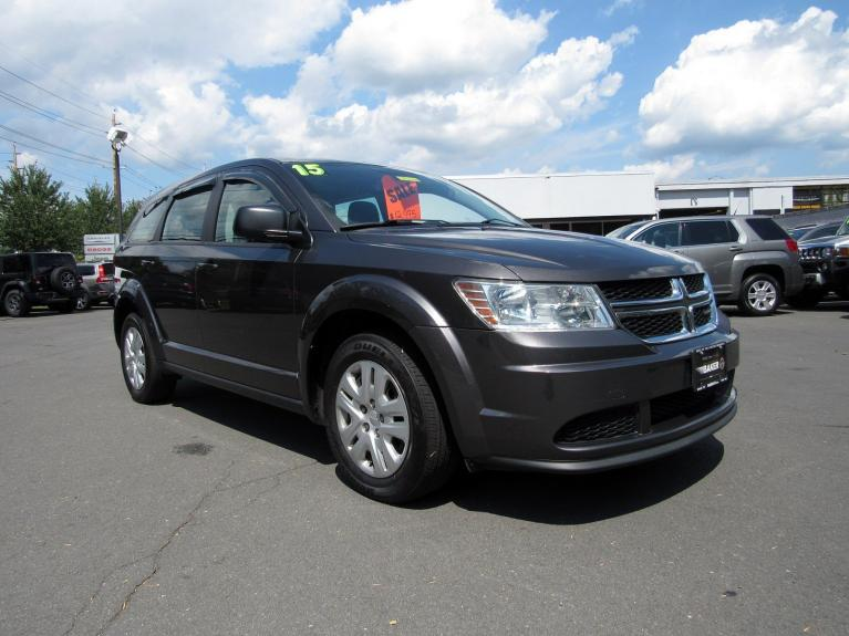 Used 2015 Dodge Journey American Value Pkg for sale Sold at Victory Lotus in Princeton NJ 08540 2